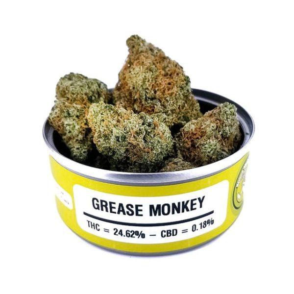 Grease Monkey Weed Strain