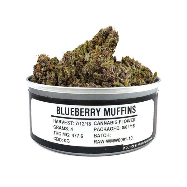 Buy Blueberry Muffin Strain