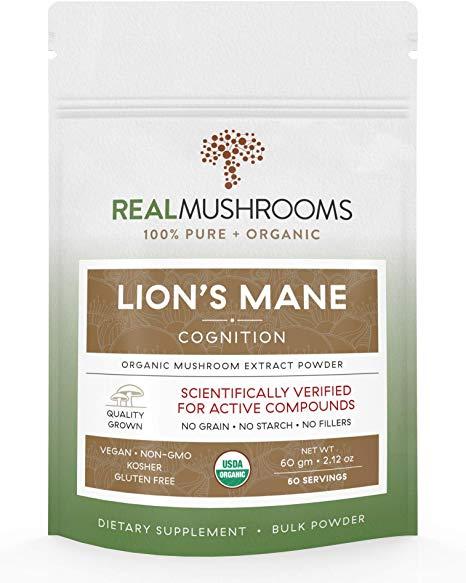 Buy Lion's Mane Extract mushroom