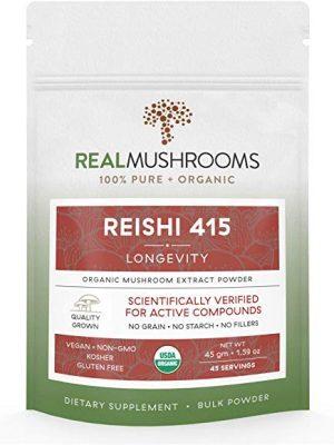 Reishi 415 mushroom