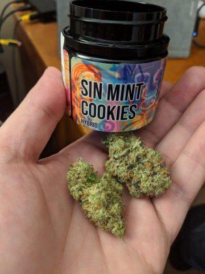SinMint Strain Weed Strain