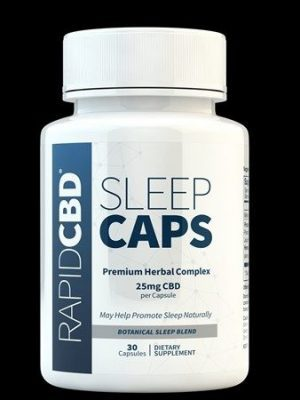 Buy RapidCBD Sleep Caps UK