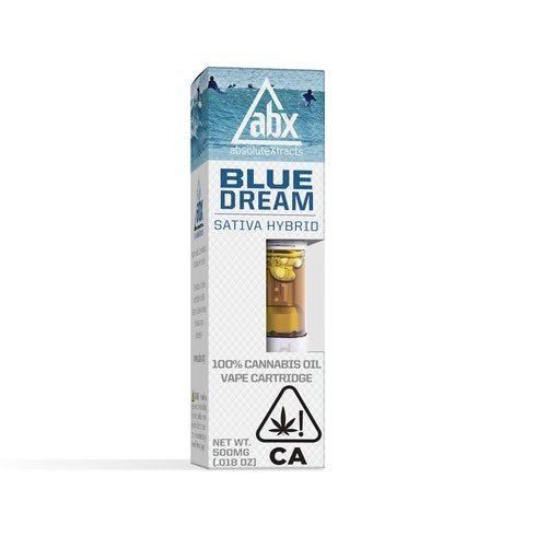 Blue Dream Full-Spectrum Oil Vape Cartridge
