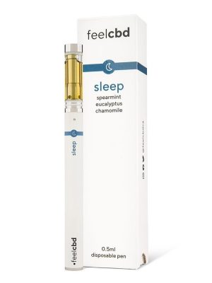 FeelCBD Sleep Vaporizer Kit UK