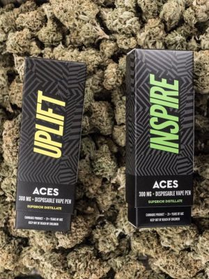 Aces Extracts Vape Cartridge