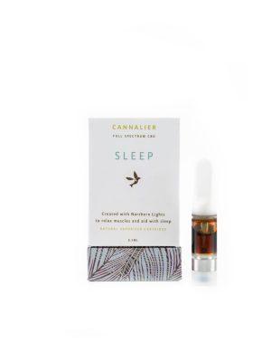 Cannalier Full Spectrum Sleep Cartridge