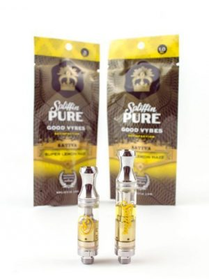Buy Spliffin Pure THC Cartridge