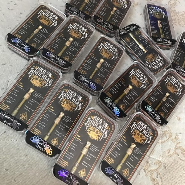 Brass Knuckles Vape Cartridge Online