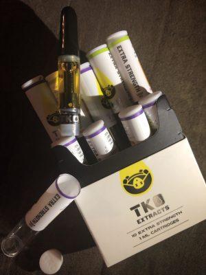 Tko extracts vape Cartridge Online
