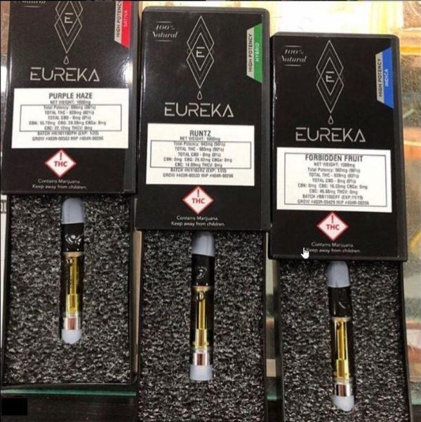 Eureka vapor cartridges Online